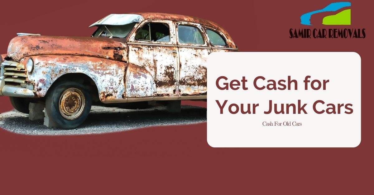 Get Cash for Your unwanted Junk Cars