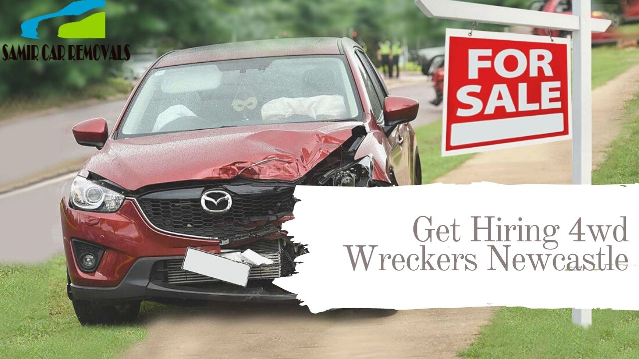 Get Hiring 4wd Wreckers Newcastle
