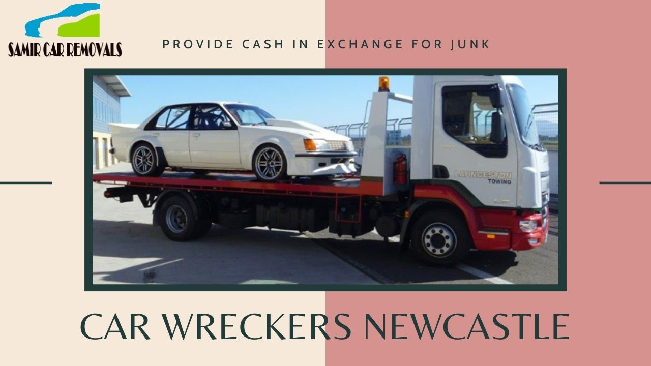 Why should you hire a car wreckers in Newcastle?