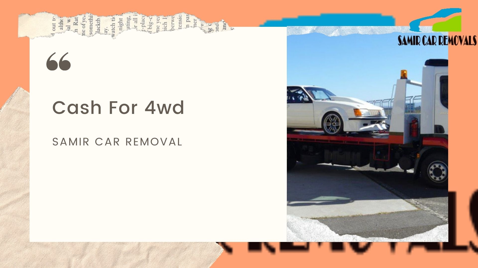 Cash-For-4wd
