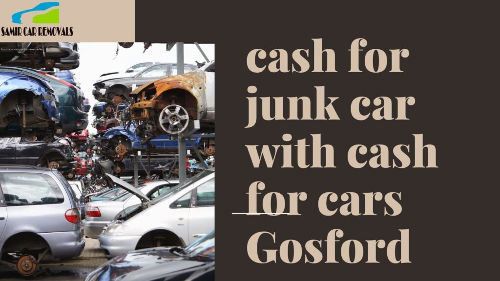 Get cash for junk car with cash for cars Gosford