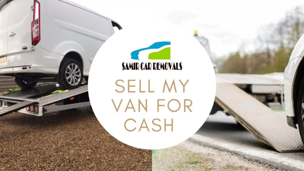 Sell My Van For Cash