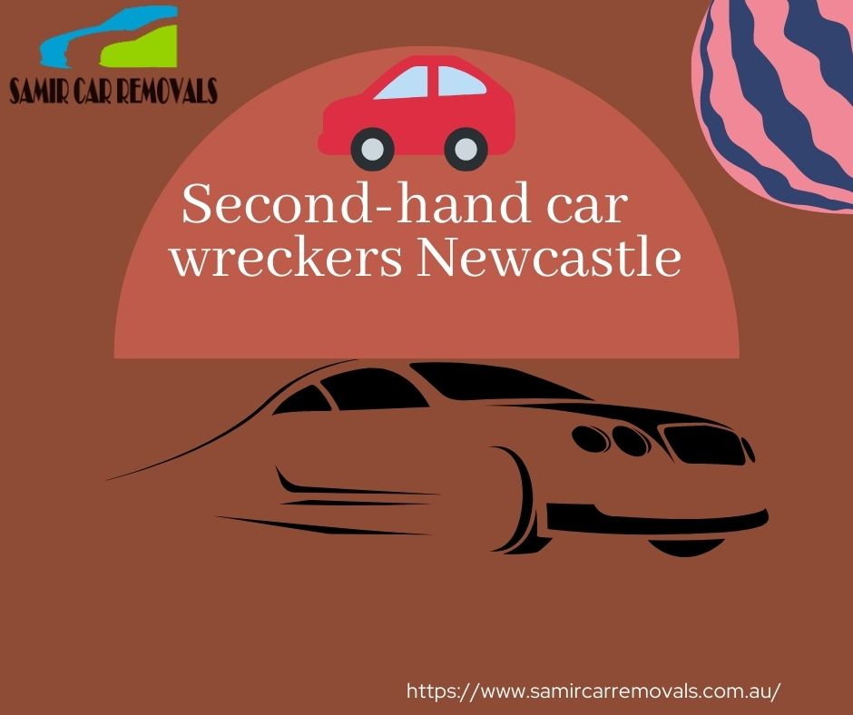 Second-hand car wreckers Newcastle