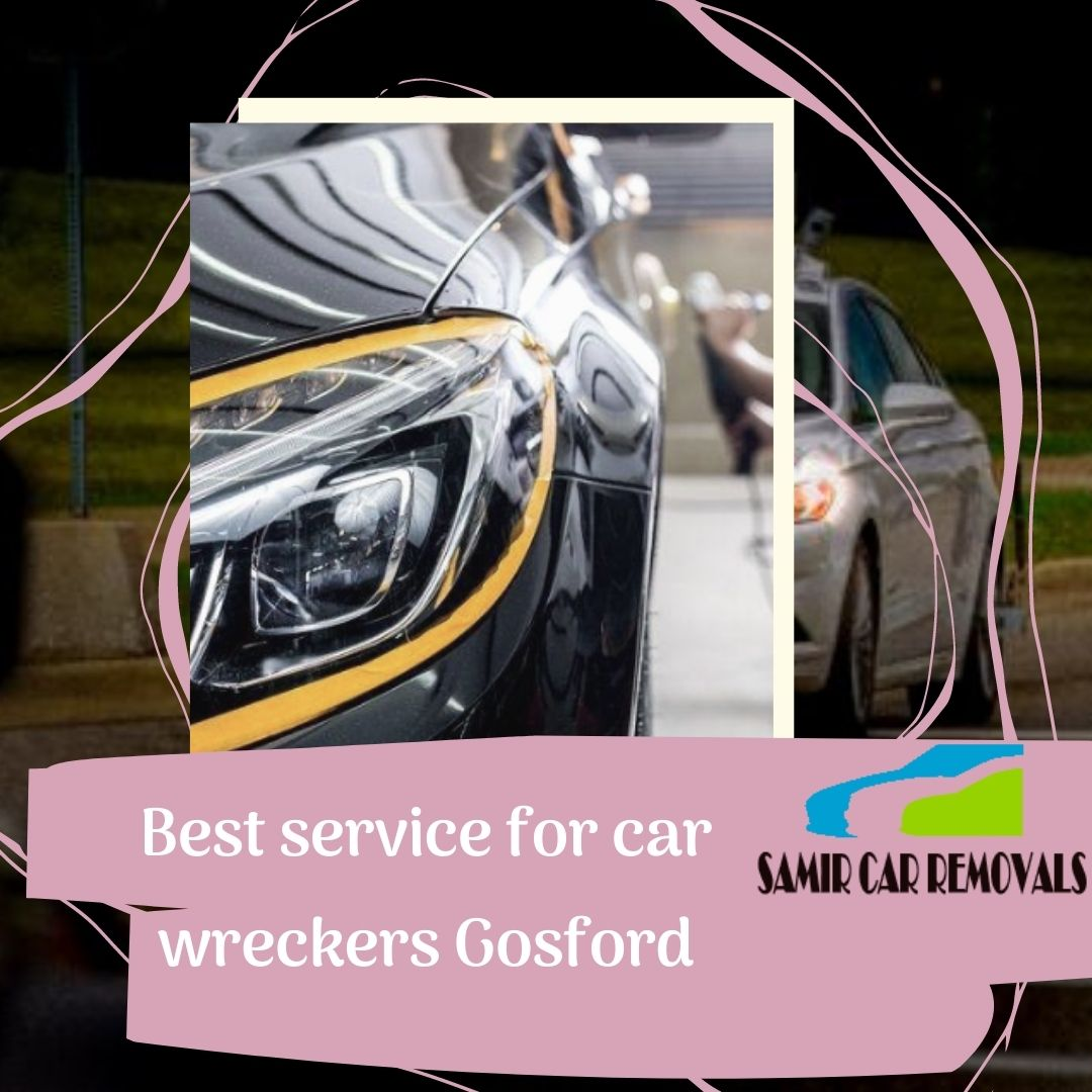 Best service for car wreckers Gosford