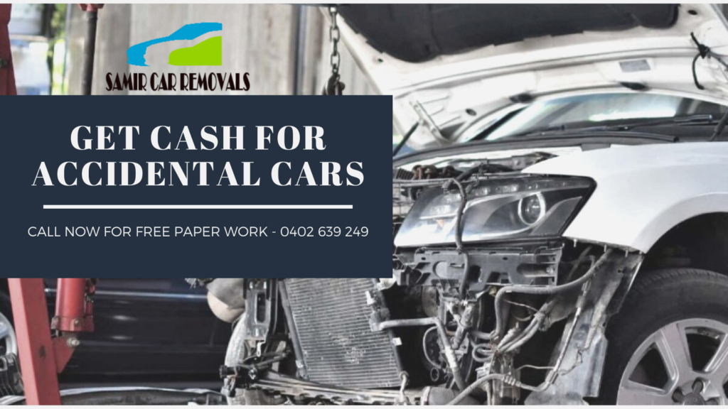 get best cash for accidental cars