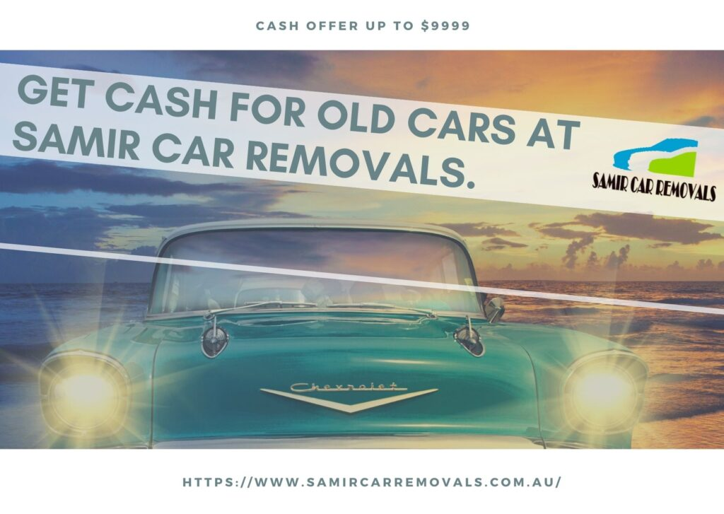 get cash for old cars