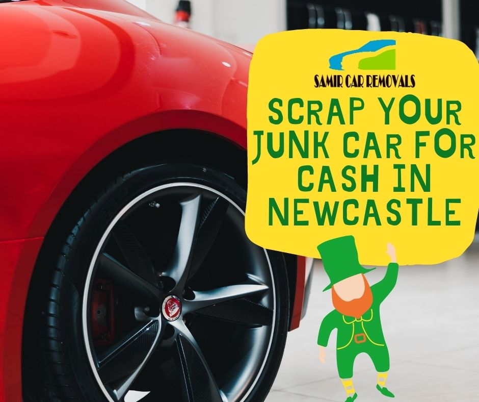 sell your old scrap car to second hand car wreckers Newcastle