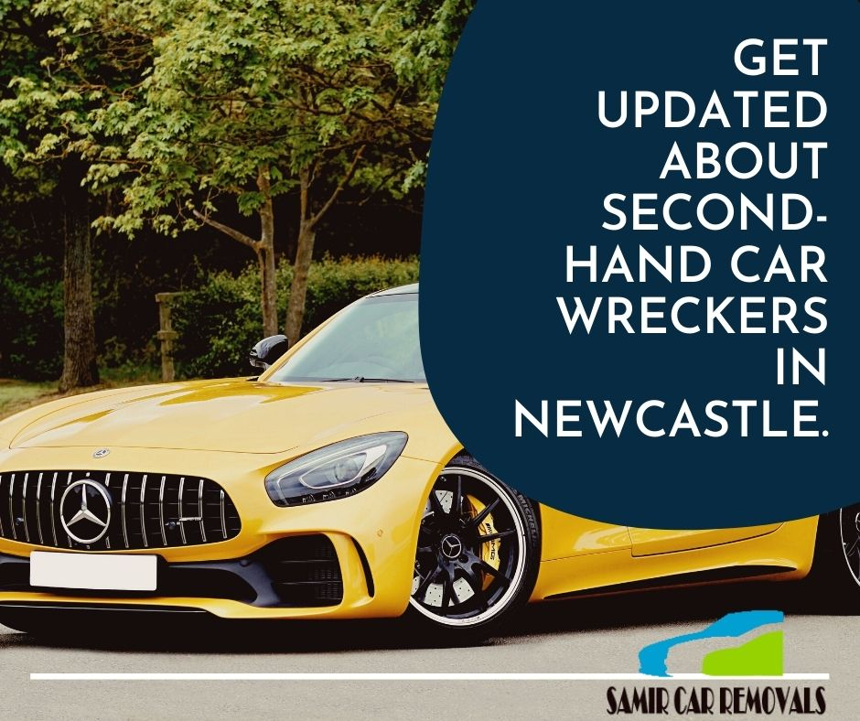 Samir car removals, the best second-hand car wreckers in Newcastle.