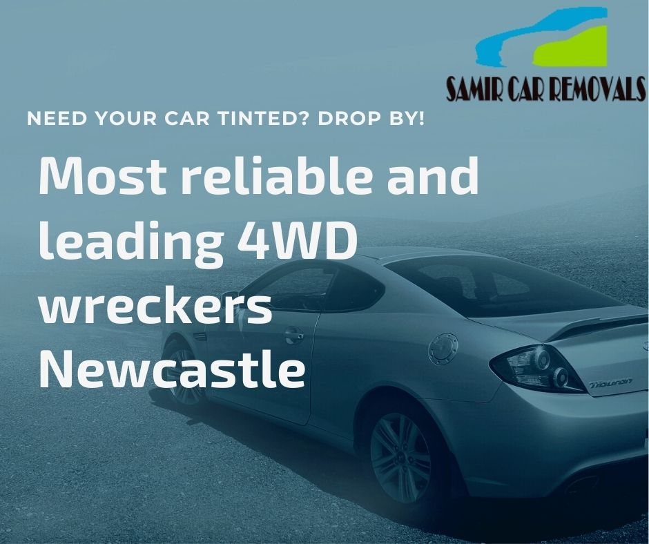 Most reliable and leading 4WD wreckers Newcastle